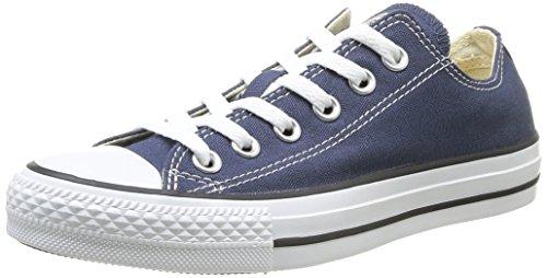 CONVERSE-All-Star-Ox-Canvas-Sneaker-Unisex-adulto-Blu-Navy-38-0