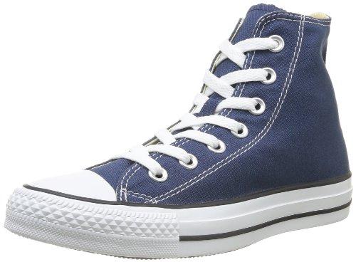 Converse-Chuck-Taylor-Hi-Sneaker-unisex-adulto-Blu-Blaunavy-38-0