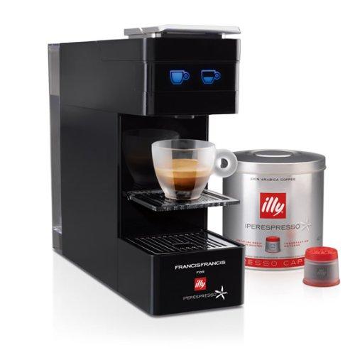 ILLY-FRANCIS-FRANCIS-MACCHINA-CAFFE-Y3-NERO-0