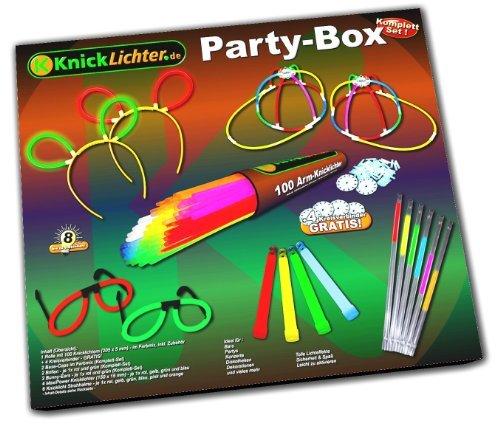 KnickLichterDE-Kit-feste-formato-XXXL-set-completo-per-organizzare-feste-divertenti-e-colorate-di-ottima-qualit-e-di-nuovissima-generazione-0
