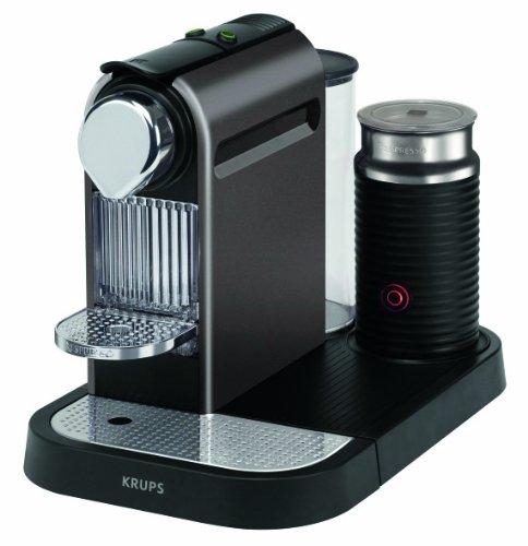 Krups-CitiZ-XN730TK-macchina-per-caff-Nespresso-Kit-con-Aeroccino-colore-titan-0