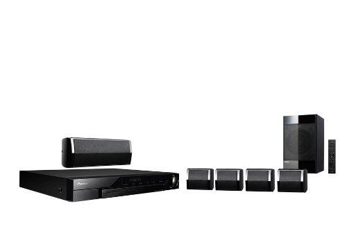 Pioneer-MCS-333-Sistema-Home-Cinema-51-Blu-ray-3D-Karaoke-NeroAntracite-0
