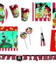 Procos-412247-Kit-festa-per-bambini-I-pirati-di-Jack-XXL-0-0