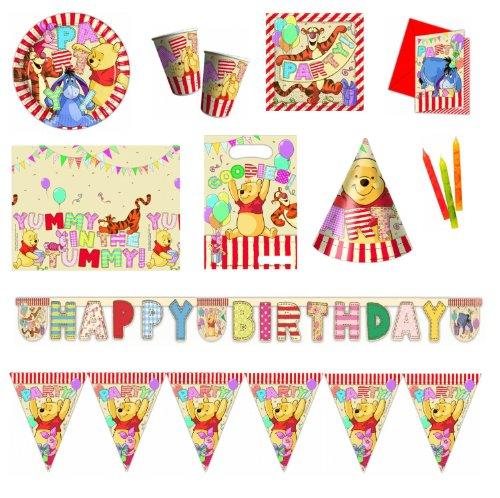 Procos-412253-Kit-festa-per-bambini-Winnie-Pooh-XXL-0