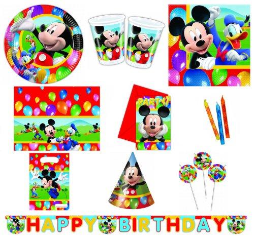 Procos-412256-Kit-festa-per-bambini-Topolino-XXL-Germania-0