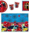 Procos-412281-Kit-festa-per-bambini-Spiderman-S-0