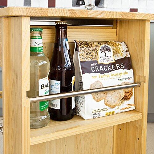 Emejing mensola angolare cucina pictures home interior - Scaffale cucina ...