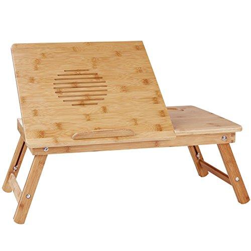 Miadomodo tavolino da letto portatile dimensioni circa - Tavolino da letto per pc ...