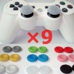 Veetop-9-set-di-pulsanti-di-ricambio-anti-attrito-per-controller-PS4-PS2-PS3-XBOX-360-9-colori-misti-0-0