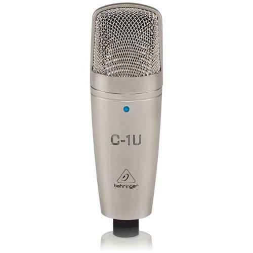 BEHRINGER-C-1U-microfono-condensatore-USB-0