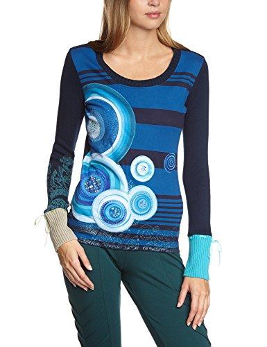 Desigual-Maglietta-Desigual-Manica-lunga-Donna-0-23