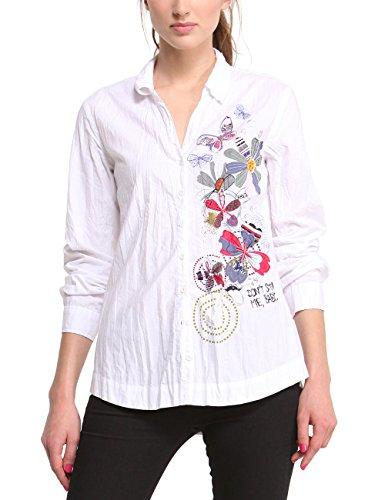 Desigual-Maglietta-Manica-lunga-Donna-0-8