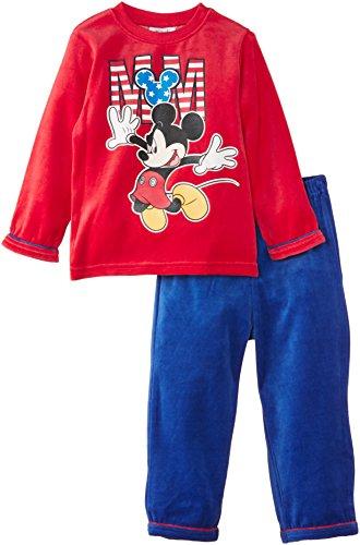 Disney-Pigiama-due-pezzi-Bambini-e-ragazzi-0