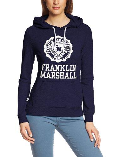 Franklin-Marshall-Felpa-Manica-lunga-Donna-0