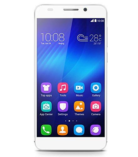 Honor-6-Smartphone-5-pollici-Touchscreen-Octa-Core-3GB-RAM-16GB-ROM-fotocamera-principale-da-13MP-fotocamera-frontale-da-5MP-LTE-CAT6-Android-44-EmotionUI-23-Bianco-0