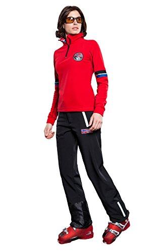 Nebulus-Pile-da-scisnowboard-con-stampe-donna-rosso-rosso-small-0