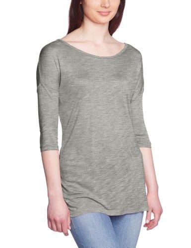 VERO-MODA-T-shirt-collo-tondo-Donna-0