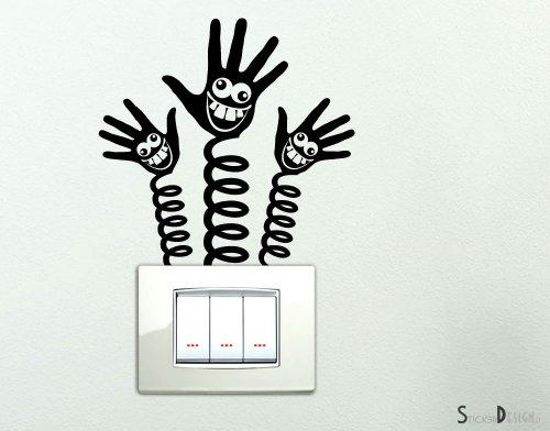 Adesivo-Murale-Simpatiche-Mani-Molleggianti-interruttore-spine-placche-Adesivi-Mani-Con-Molle-Scherzo-divertente-Wall-Stickers-decorativo-Adesivi-Murali-Decorazione-Cameretta-0