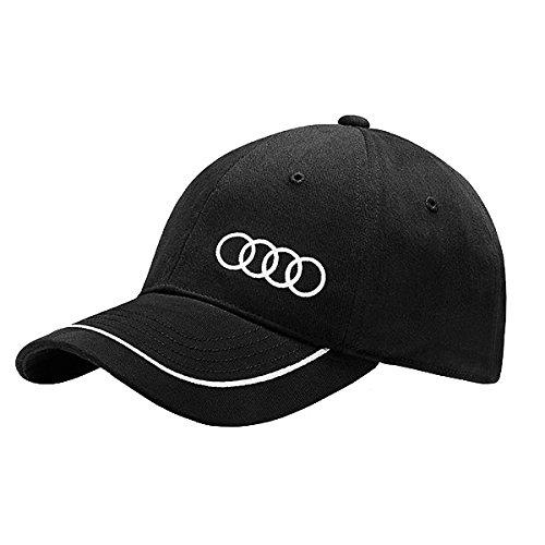 Audi-3131400900-Cappello-Unisex-Nero-0