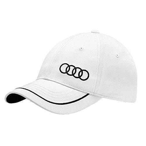 Audi-3131400920-Cappello-Unisex-Bianco-0