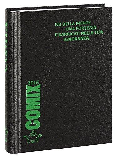 Franco-Cosimo-Panini-53706-Comix-Agenda-NeroVerde-0