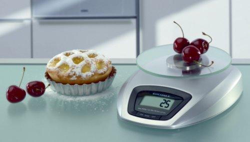 Soehnle siena bilancia da cucina digitale idee regalo - Silvercrest bilancia digitale da cucina ...