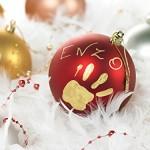 Baby-Art-Pallina-di-Natale-in-Plastica-Set-per-Disegnare-Impronta-Bambino-0-1