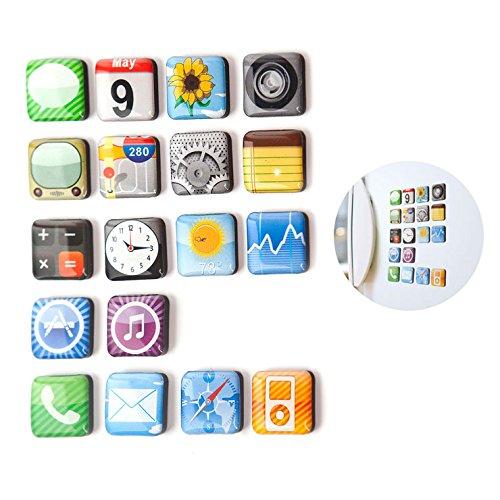 Balvi-Magneti-da-Frigorifero-Internet-App-18pz-Originali-Idea-Regalo-0