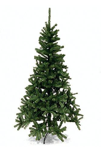 Galileo-Casa-Albero-di-Natale-altezza-180cm-colore-verde-scuro-plastica-e-metallo-0