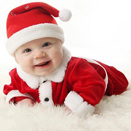 Highdas-Infant-ragazze-dei-ragazzi-Koala-bambini-Babbo-Natale-vestito-0