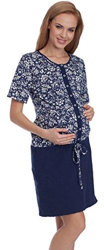 Be-Mammy-Donna-Camicie-da-Notte-per-Allattamento-BE20-111-0