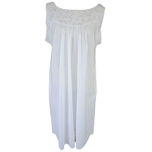 Camicia-da-notte-in-cotone-Nostalgie-modello-Hazel-0
