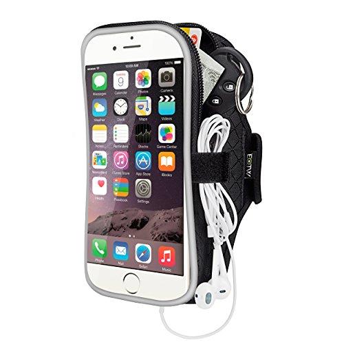 EOTW-Fascia-da-Braccio-Bracciale-Sportivo-per-Smartphone-Universale-con-Velcro-Strap-Regolabile-da-Corsa-Maratona-Palestra-Correre-Samsung-iPhone-Asus-LG-0