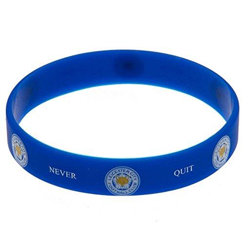 Leicester-City-FC-Braccialetto-in-Silicone-FNQ-prodotto-ufficiale-0