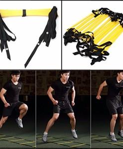OUTERDO-12-Rung-Scaletta-di-Formazione-di-Calcio-Soccer-Training-Ladder-Fitness-Calcio-Soccer-6m-0