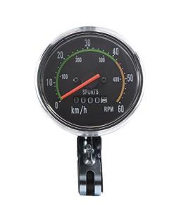 XCSOURCE-bici-della-bicicletta-contachilometri-cronometro-in-bicicletta-classica-meccanica-tachimetro-Orologio-impermeabile-CS-341-0