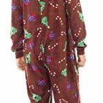 Da-uomo-con-cappuccio-di-Natale-Fun-All-in-One-pigiama-tuta-intera-0-0