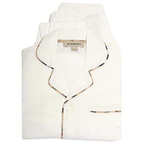 89034-pigiama-lungo-BURBERRY-COTONE-pigiamino-camicia-pantalone-bimbo-0