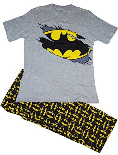 DC-Comics-Batman-Uomo-Pigiama-0