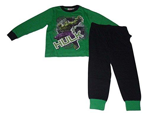 Incredible-Hulk-Marvel-Avengers-Pigiama-due-pezzi-ragazzo-0