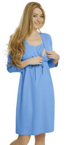 Italian-Fashion-IF-Camicie-da-Notte-per-Allattamento-Dolores-01111-0