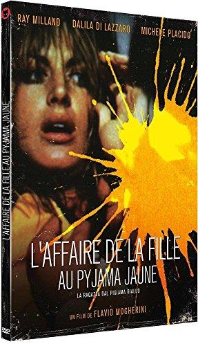 Laffaire-de-la-fille-au-pyjama-Edizione-Francia-0