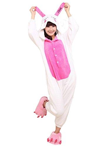 Trs-Chic-Mailanda-unisex-con-cappuccio-pigiama-da-notte-costume-cosplay-adulti-costume-di-Halloween-0